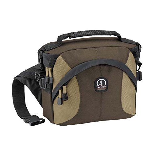 Tamrac 5765 Velocity 5x Photo Hip Pack Convertible Bag (Brown/Tan) (Brown Strap Tamrac)