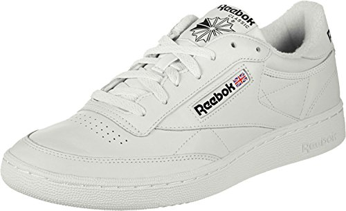 Multicolore Mixte Chalk de C 000 Black Adulte Mu Gymnastique Club Vintage 85 Chaussures Reebok qpgAFww