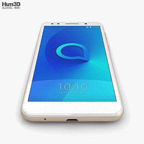 "Alcatel 1X Unlocked Smartphone  - 5.3"" 18:9 Display, Android"