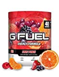 G Fuel Fruit Punch Tub (40 Servings) Elite Energy and Endurance...