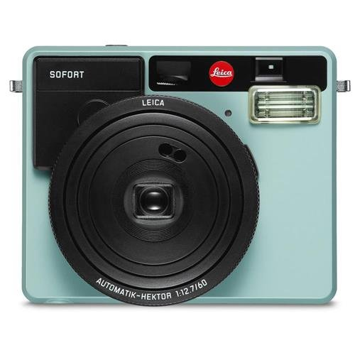 Leica Sofort Instant Camera - Mint (Leica Viewfinder)