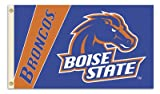 NEOPlex Premium 3′ x 5′ Two Sided College Flag – Boise State