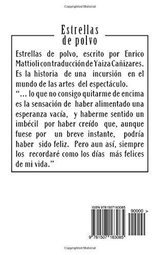 Estrellas de Polvo (Spanish Edition): Enrico Mattioli, Yaiza ...