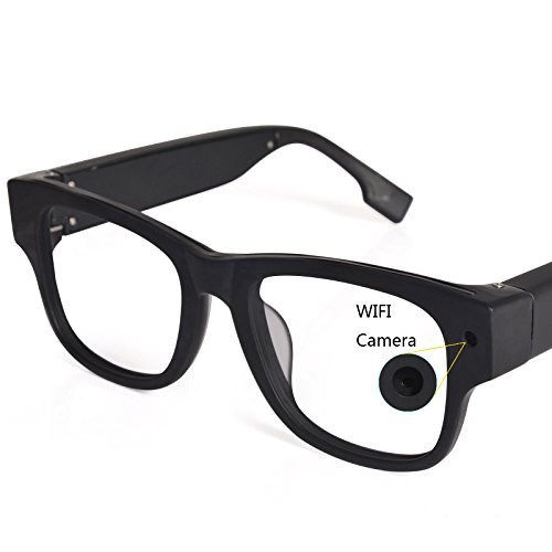 3583403012 iMaxime Wearable Live Streaming HD 1080P SPY Hidden Camera Glasses Video  Recording Sports Sunglasses Eyewear DVR DV Recorder Camcorder with Audio  Recording ...