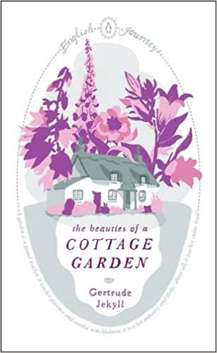Book The Beauties of a Cottage Garden (English Journeys)