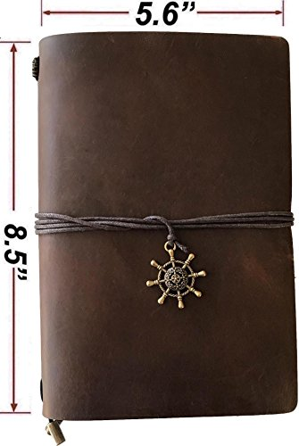 Thick Natural Genuine Leather Journal product image