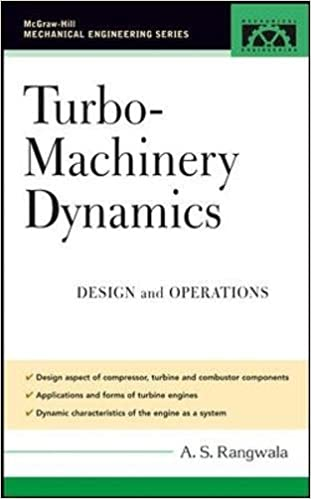 Turbo-Machinery Dynamics: Design and Operations McGraw-Hill Mechanical Engineering: Amazon.es: A. S. Rangwala: Libros en idiomas extranjeros