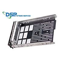 """AGPtek 3.5"""" F238F 0G302D G302D 0F238F 0X968D X968D Sas/Satau Hard Drive Tray/Caddy For Dell Server"""