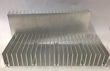 (oferta especial) alta calidad 60 * 150 * 25 mm de perfil Disipador de