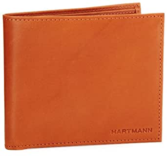 Hartmann Luggage Belting Leather Slim Billfold,Natural,One Size
