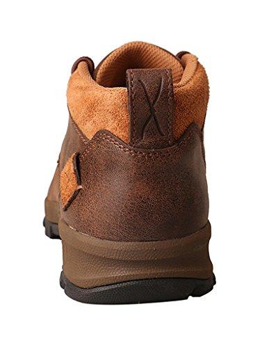 Twisted X Damen braun Hiker Schuhe
