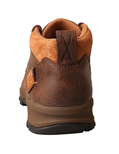 X Damen Schuhe Braun Twisted Hiker wZ5dOTq