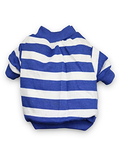 DroolingDog Stripe T shirt Clothes Small product image