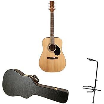 jasmine by takamine s33lh acoustic guitar pack left handed musical instruments. Black Bedroom Furniture Sets. Home Design Ideas