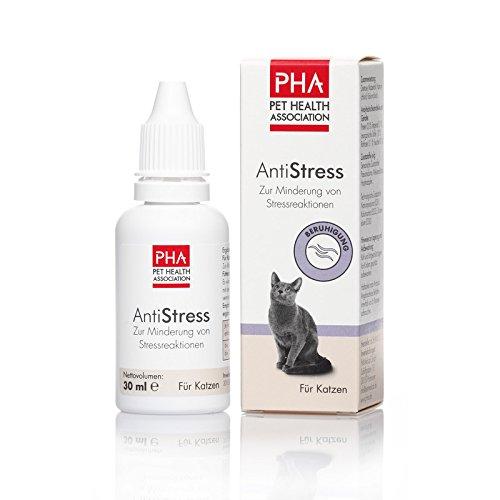 PHA-2 antiestrés gota F. Gatos 30 ml gota: Amazon.es: Productos para mascotas