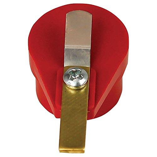 Mallory 318 Distributor Rotor (Flat Cap, Marine Magnetic) Mallory Marine Kit