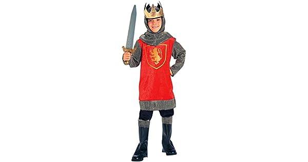 Amazon.com: Crusader King disfraz niño, grande, L ...