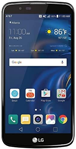 LG K10 K425 (16GB 1.5GB RAM) 5.3″ Full HD Display | Dual Camera | 2300 mAh Battery | Android 7.0 Nougat | 4G LTE | GSM Unlocked | Navy Blue Smartphone