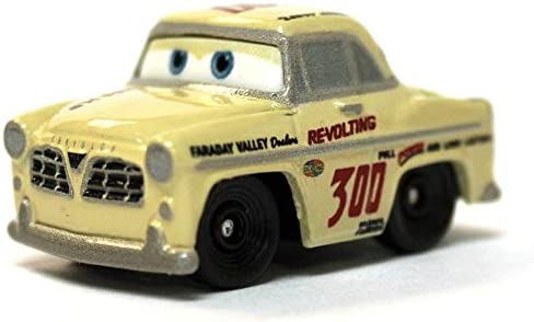 Disney Pixar Cars Mini Racers - Lista 2 (Leroy Heming): Amazon.es: Juguetes y juegos