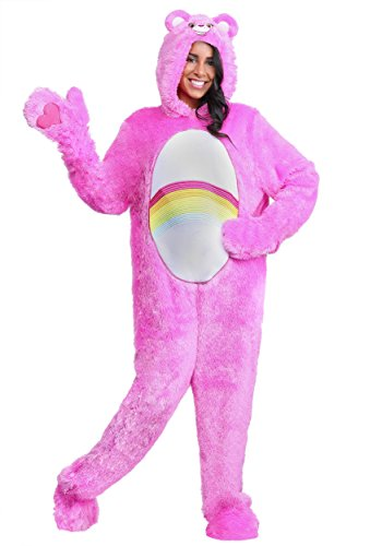 Care Bears Adult Plus Size Classic Cheer Bear Costume 2X