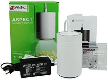 Large White Aspect Luxury LED Grow Light for Medium and Large Plants