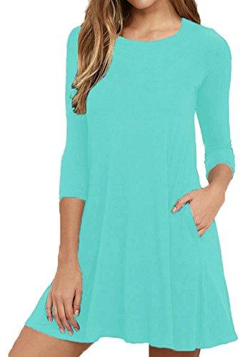3/4 sleeve dress shirt - 5