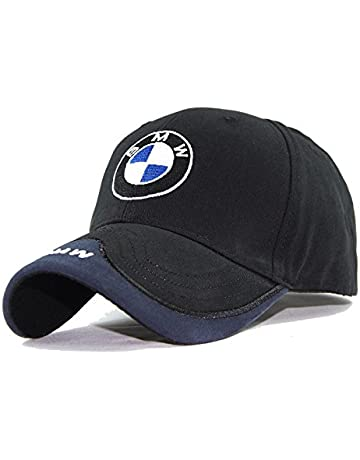 e244c473498a49 monochef Auto sport Car Logo Black Baseball Cap F1 Racing Hat for BMW  Accessory