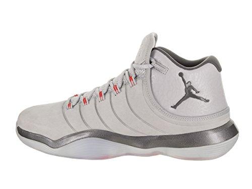 Jordan Nike Men's Super.Fly 2017 Wolf/Grey/Dark/Grey Basketball Shoe 11 Men US by Jordan (Image #2)