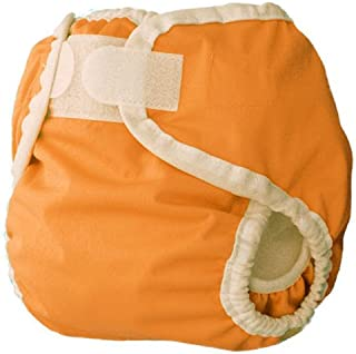 product image for Thirsties Diaper Cover, Melon, X-Small (6-12 lbs)