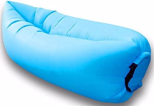 Inflable sofá tumbona bolsa interior al aire libre Camping ...