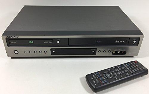 GoVideo Progressive Scan DVD/VCR Dual Deck DV-2130