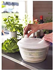 Vegetables Fliter- White With Lid