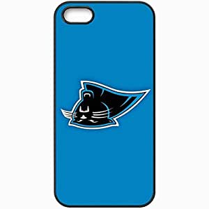 Personalized Case For Sumsung Galaxy S4 I9500 Cover Cell phone Skin Nfl Carolina Panthers Sport Black