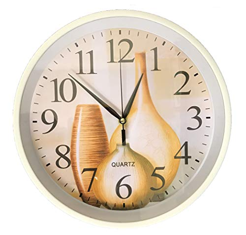 Creative Motion 22671-9 Wall Clock, Multi-Color