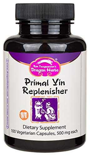 Dragon Herbs Primal Yin Replenisher — 500 mg – 100 capsules