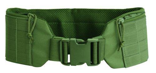 VooDoo Tactical 20-9311004339 Padded Gear Belt, OD, Small/Medium