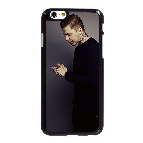 V7D86 Professor Green Q2N0YH coque iPhone 6 4.7 pouces Cas de couverture de téléphone portable coque noire SD9HLN7DG