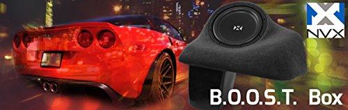 Corvette Bass - NVX B.O.O.S.T. Series Bass Kit for Corvette C6 Coupe