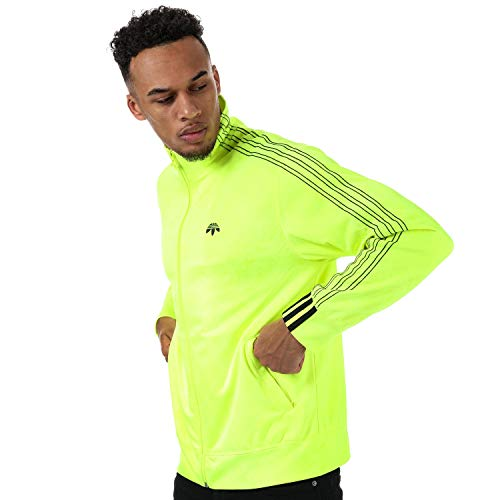 Alexander Adidas Wang Homme Jaune Jacquard Top Track Originals EEqnOwrB