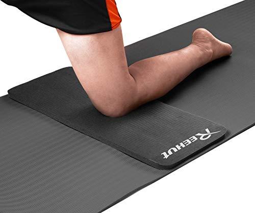 REEHUT Yoga Knee Pad - Elbow Pad Cushion - 15mm  Thick - Min
