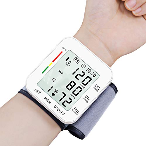 Digital Wrist Blood Pressure