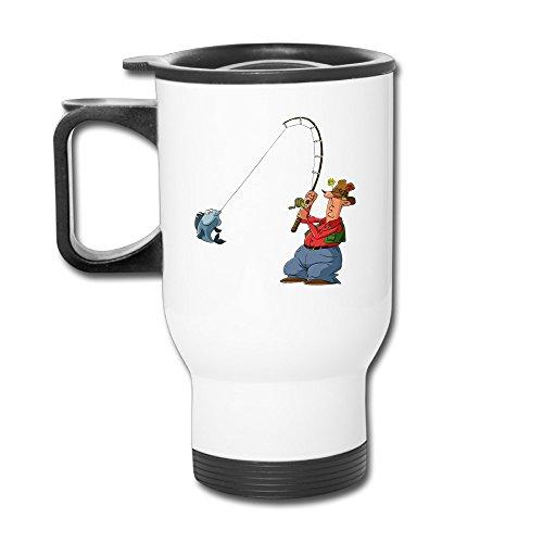 Toys Go Cartoon Fisherman Custom Nice Coffee Coffee Mug Coffee Travel Mug Coffee Thermos Thermos Coffee Travel Mug Coffee Thermos Custom Travel Blank Mug Business Mugs Travel Cup