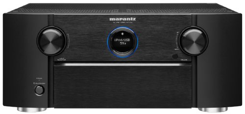 Marantz AV7701 Audio Video Preamp/Processor with Networking and AirPlay (Discontinued by Manufacturer) by Marantz