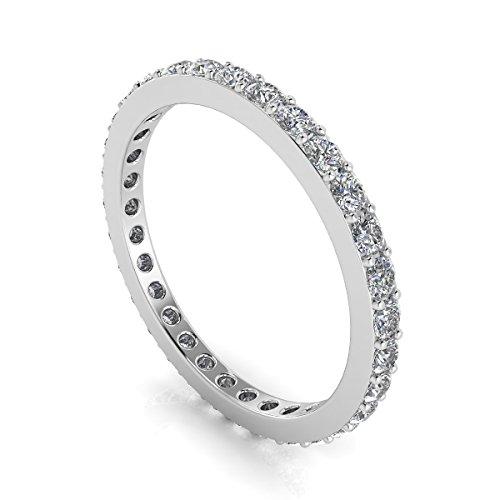 0.51 Ct Tw Round Diamond - 5