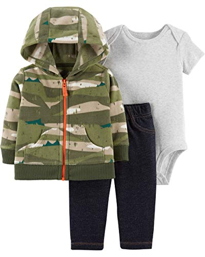 Carter's Baby Boys' Cardigan Sets 121h271