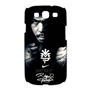 Fashion Manny Pacquiao Samsung Galaxy S3 I9300 Case Cover Boxing Give Us