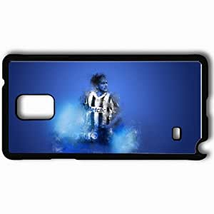 Personalized Samsung Note 4 Cell phone Case/Cover Skin Arturo vidal by gvanessa ddazg Black by icecream design