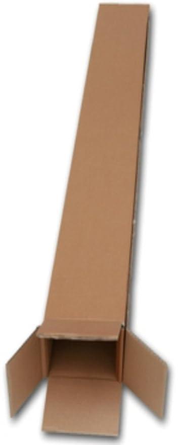 50 cartón larga embalaje cajas de correo para palos de golf ...