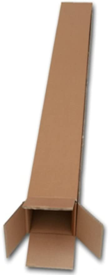 50 cartón larga embalaje cajas de correo para palos de golf madera hierro tamaño 5 X