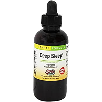Herbs Etc - Deep Sleep Professional Strength - 4 oz. Contains California Poppy